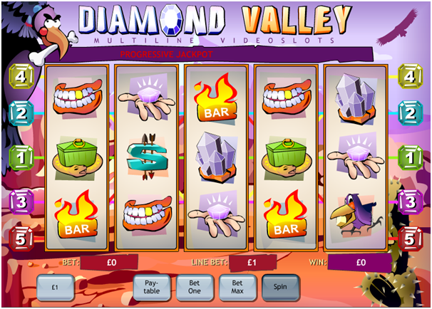 Diamond Valley How to Play
