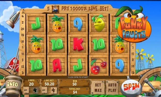 Funky Fruits Play
