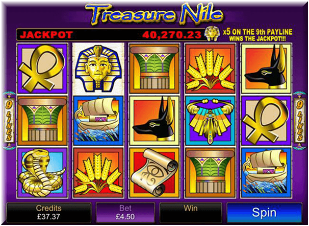 How to Play Treasure Nile
