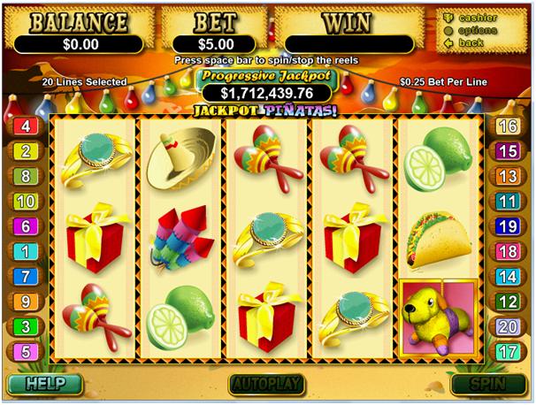 Jackpot Pintatas