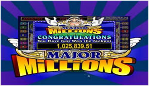 Major Millions Winner