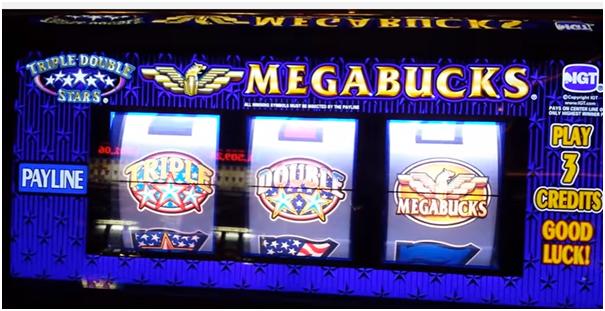 Mega Bucks Progressive Jackpot