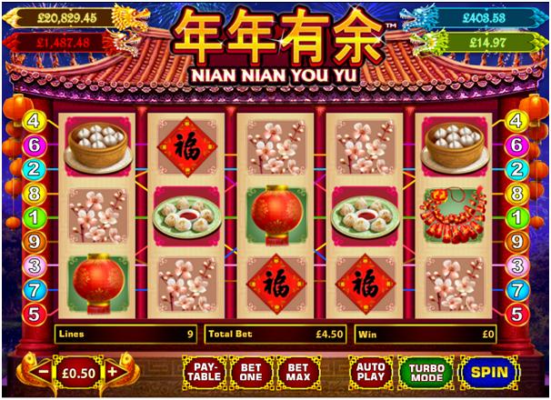 Nian Nian You Yu Play