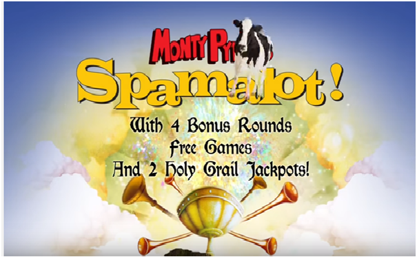 Spamalot Game Features