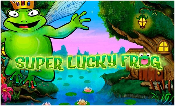 super lucky frog casino