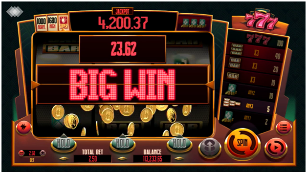 777 pokies big wins