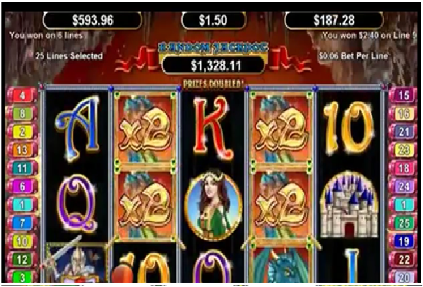 Crazy Dragon Progressive Jackpot