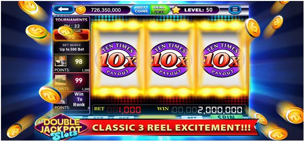 Double Jackpot pokies game app