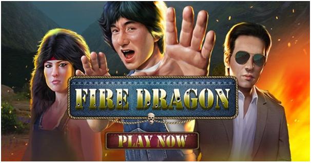 Fire Dragon Pokies
