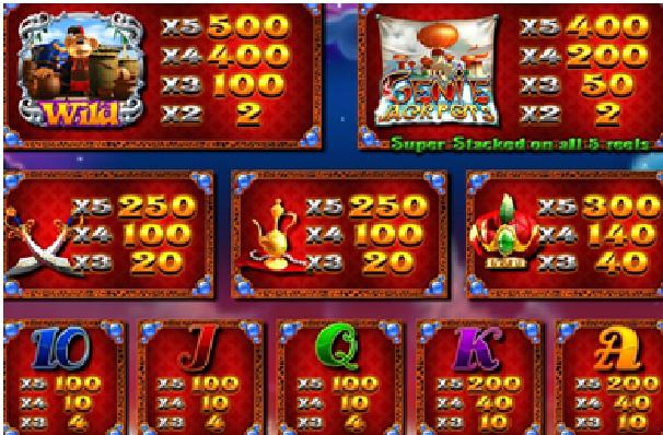 Genie Jackpot