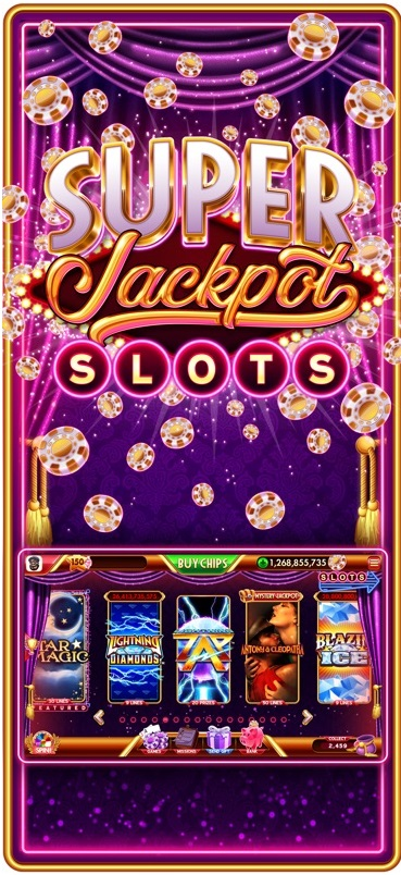 How to get started at Super Jackpot slots