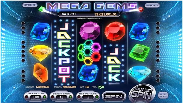 How to win Mega Gems Pokies
