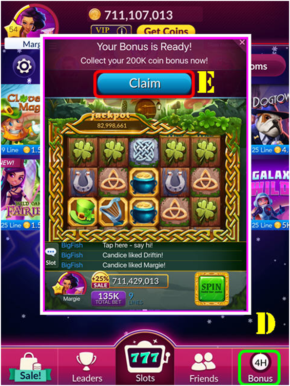 Jackpot City Bonus
