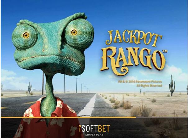 Jackpot Rango Pokies