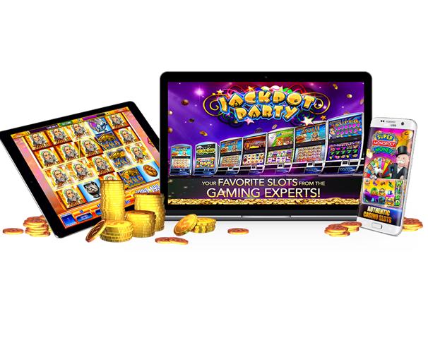 Jackpot Party App