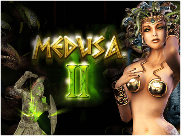Medusa II pokie