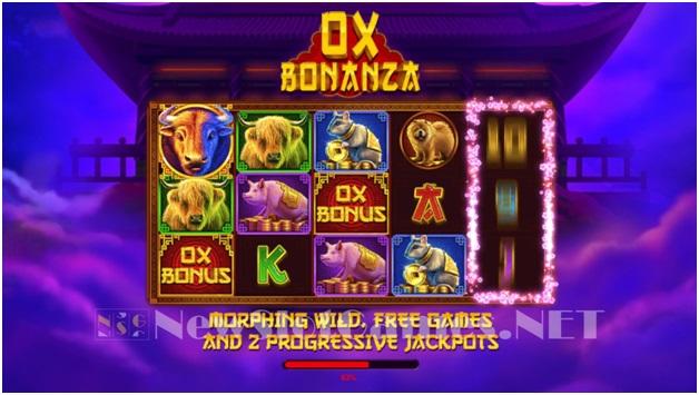 OX Bonanza Jackpot pokies