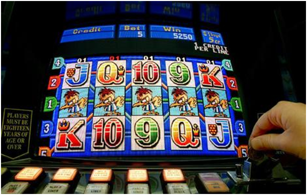 Pokies machines in Casinos
