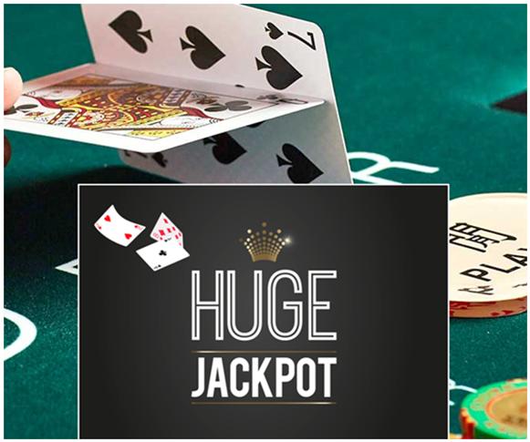 Progressive Poker Jackpot