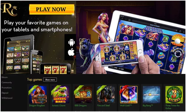 Rich Casino- Play Betsoft pokies in real AUD