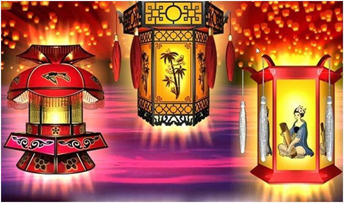 Star Lanterns Mega Jackpots to win