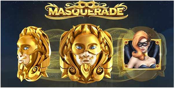 Masquerade pokies