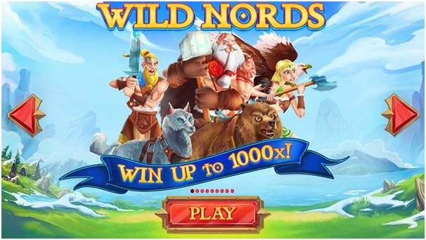 Wild Nord Jackpot Pokies